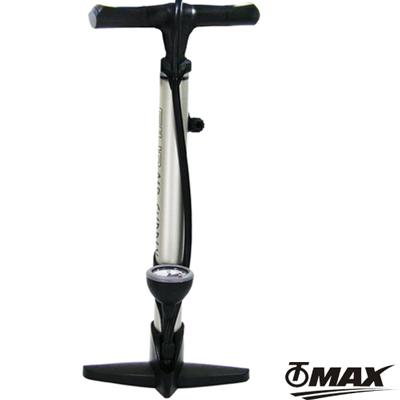 【OMAX】直立式高壓打氣筒附胎壓表(GF-35P)