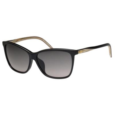GUCCI-低調造型 太陽眼鏡(黑色)