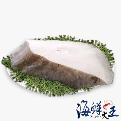 海鮮大王 格陵蘭厚切扁鱈 *5片組 ( 380G±10%/片 )