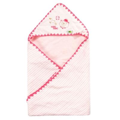 nac nac 水手熊弱撚紗包浴巾 (共2色)