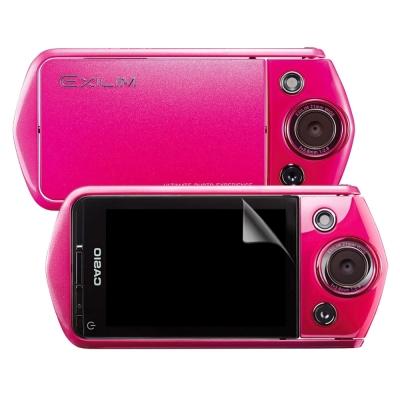 CASIO-EX-TR350-靚亮豔彩防刮螢幕保護