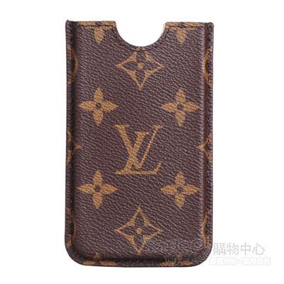 LV【M60289】經典Monogram帆布造型手機套