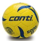 CONTI 4號鏡面抗刮頂級TPU車縫足球 S5000-4-Y
