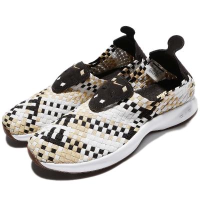 Nike 休閒鞋 Air Woven 編織 復古 男女鞋