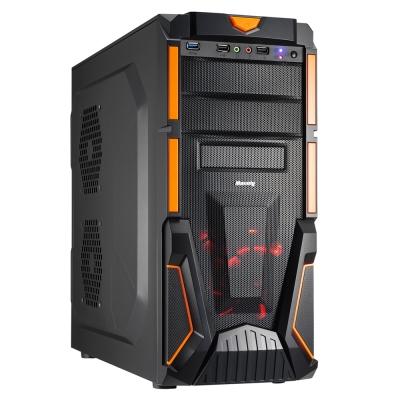 華碩Z370平台[疾風鬥士]i3四核GTX1060獨顯OPTANE超激速效能Win10電腦