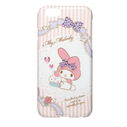 日本 Suncrest Melody iPhone 6(4.7吋)閃鑽保護殼(蛋糕下午茶)