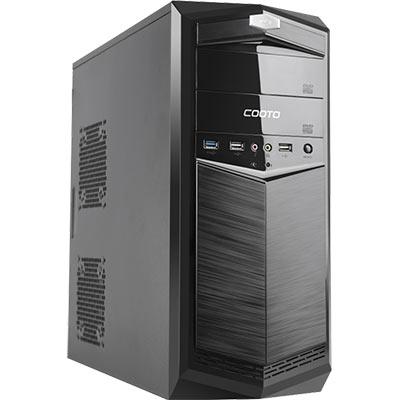 技嘉H110平台[風雲劍聖-GT710獨顯版]i7四核燒錄效能SSD電腦