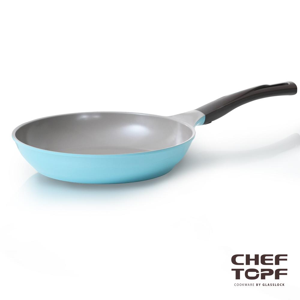 Chef Topf薔薇系列28公分不沾平底鍋(快)