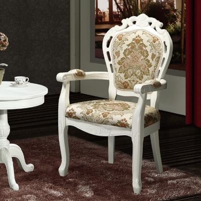 AS-中世紀巴洛克風格2尺扶手椅-60x45x108cm