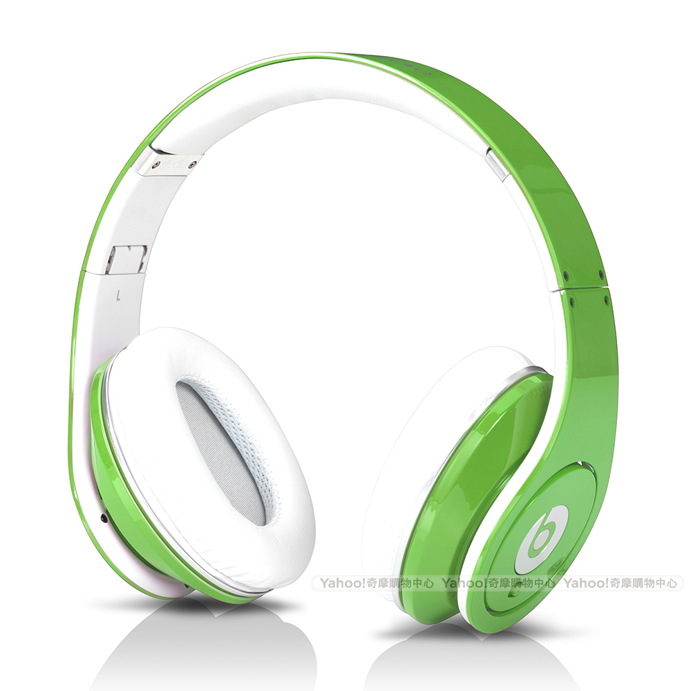 BEATS耳機 Studio 綠色 耳罩耳機 beats by dr.dre台灣代理公司貨