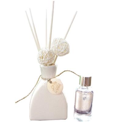 Black-Rose白瓷香氛空氣清新精油-茉莉-一入