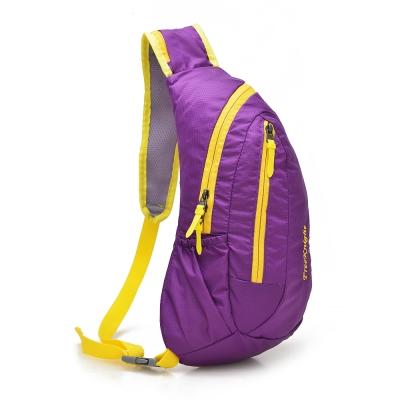FREE KNIGHT亮彩單肩背包FK803PE紫