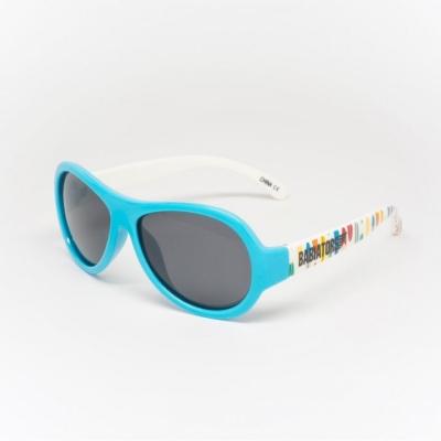 美國BABIATORS 嬰幼兒偏光太陽眼鏡-衝浪藍