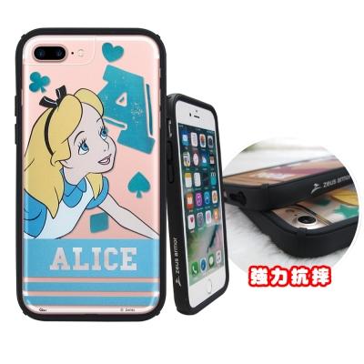 迪士尼宙斯防摔殼 iPhone6 / 7/ 8 Plus 5.5吋波塞頓字母系列...