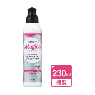 日本Lion Magica洗碗精(粉紅果香)230ml