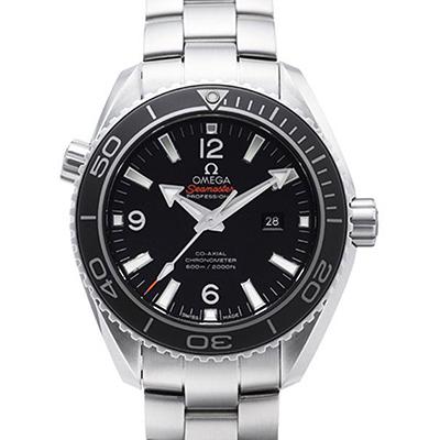 OMEGA 歐米茄 海馬 Planet Ocean 600米潛水機械錶-37.5mm
