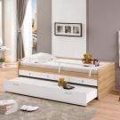 CASA卡莎 羅德安3.3尺子母床(不含床墊)-免組
