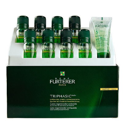 ReneFurterer 三項森髮調理液(三項頭皮滋養液) 5.5ML*8支