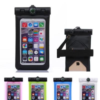 DataStone手機防水袋指南針型可觸控6吋以下手機通用