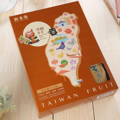 新東陽 台灣果品茶梅果凍(500g)
