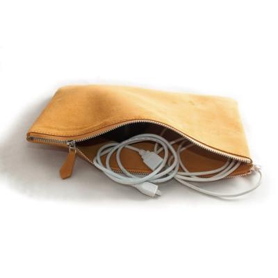 24MAMA-存摺袋.印章袋.收納 集線袋 化妝品收納包(中)