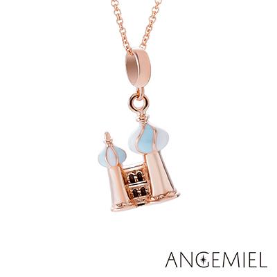 Angemiel安婕米 925純銀項鍊 阿拉伯宮殿