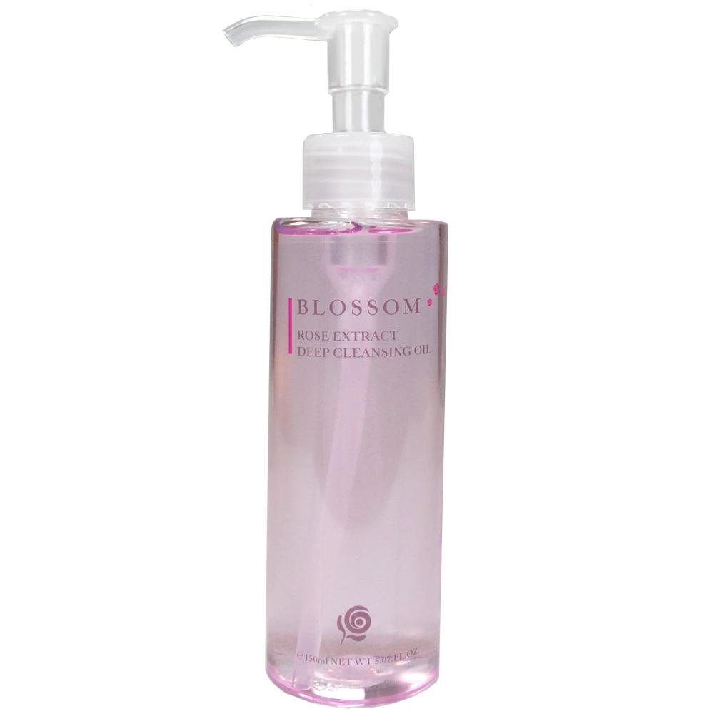 BLOSSOM 玫瑰植萃淨白保濕煥采深層潔顏油 (150ML/瓶) @ Y!購物