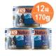 K9鮮燉生肉主食狗罐-牛肉170g (12罐) product thumbnail 1