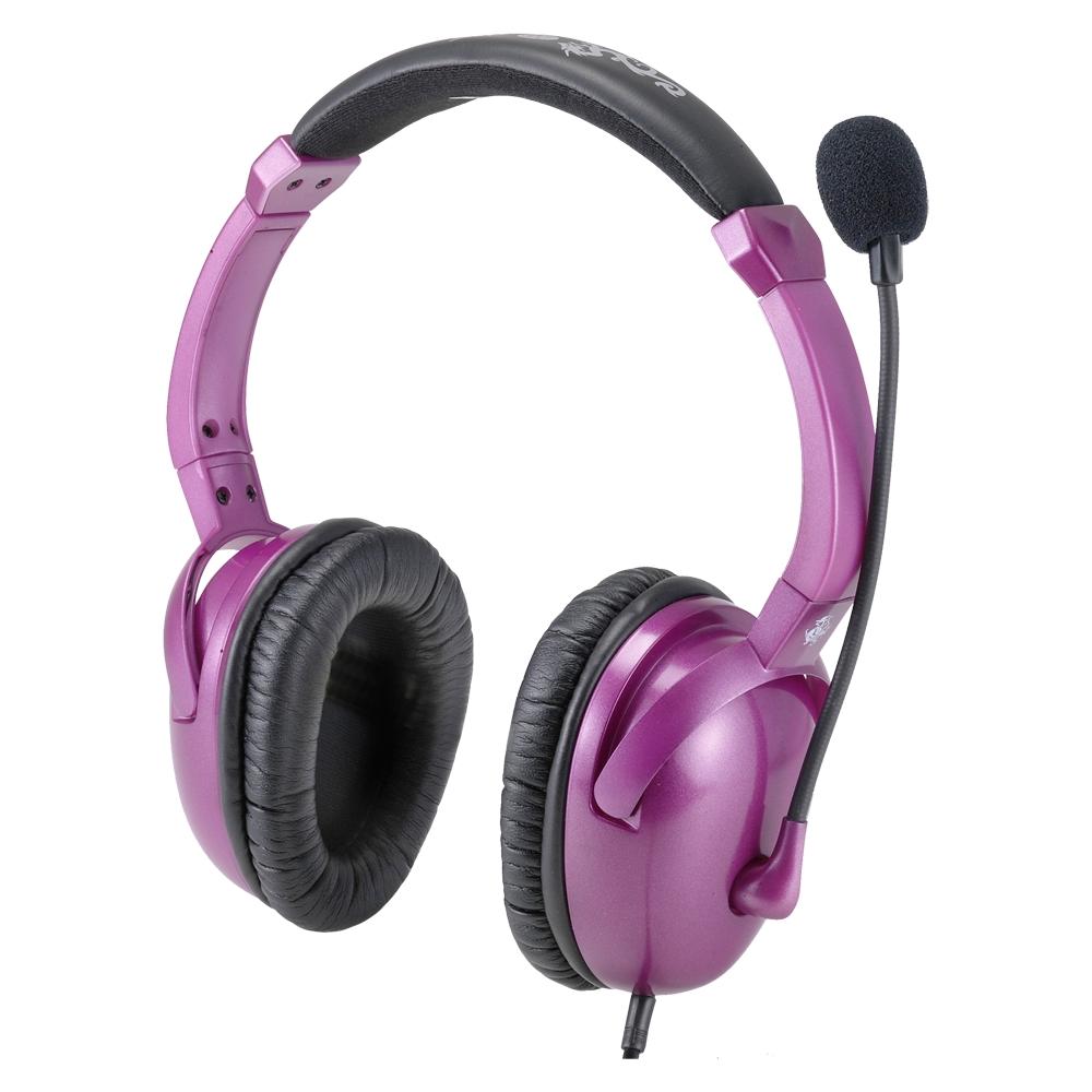 ALTEAM 九尾靈狐電競專用耳機麥克風(AH-573M)