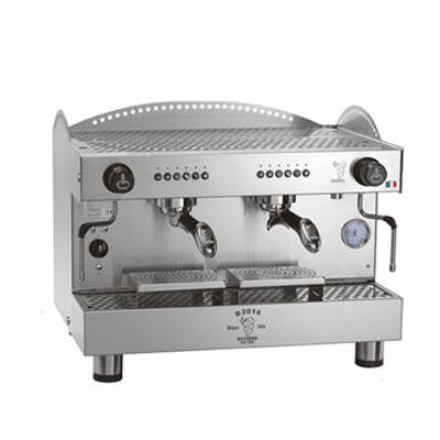BEZZERA B2016 DE 營業用雙孔義式半自動咖啡機 220V(HG1047)