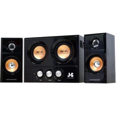 JS 淇譽 JY3250 OTG 2.1 聲道 雙重低音多媒體喇叭