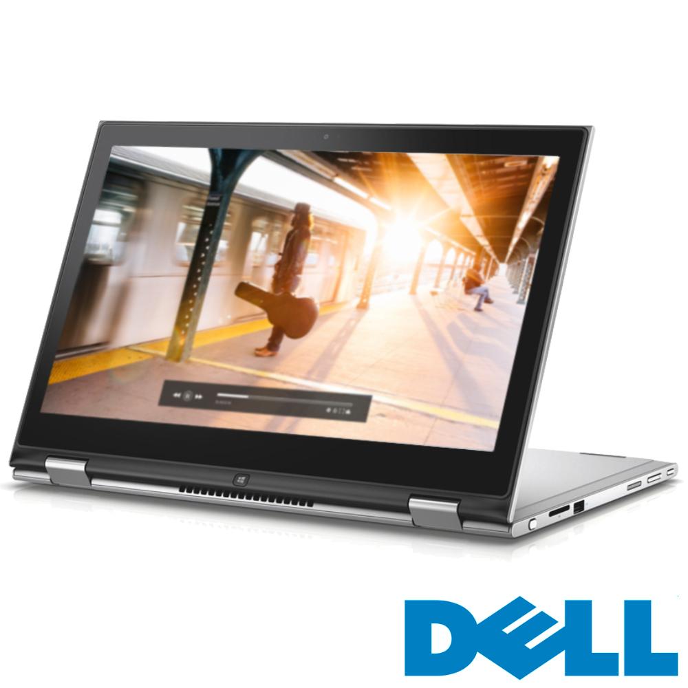 Dell Inspiron 13吋觸控可翻轉筆電(i5-6200U/128G/4G/Win10)