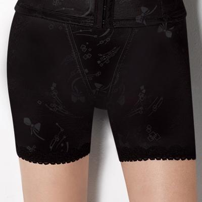 瑪登瑪朵-俏魔力-重機能高腰短管束褲PA0006-黑