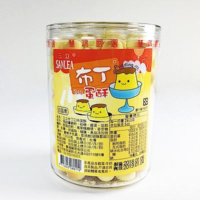 統賀食品 三立特濃蛋酥系列-布丁(130g)