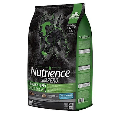 Nutrience紐崔斯 無穀幼母犬 凍乾系列 火雞肉+雞肉+鮭魚 2.27KG