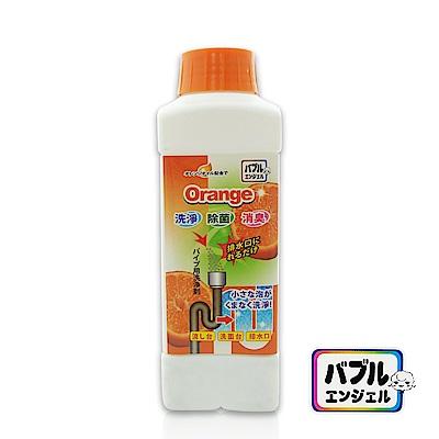 日本 橘油水管清潔疏通劑 538g