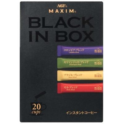AGF Maxim Stick 咖啡-四種綜合咖啡(2gx20入)