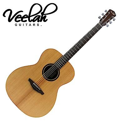 VEELAH V 1 -OM 民謠吉他