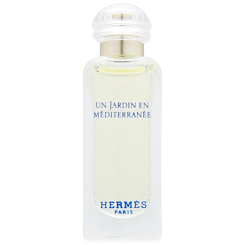HERMES愛馬仕  地中海花園淡香水7.5ml無盒版 隨機針管香水一份