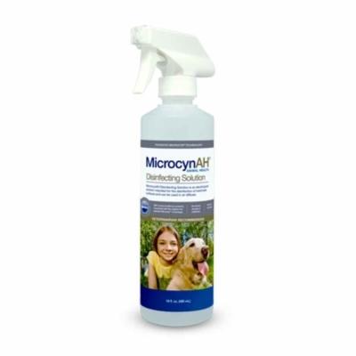 美國MicrocynAH 麥高臣《淨化除菌劑 》 34 oz