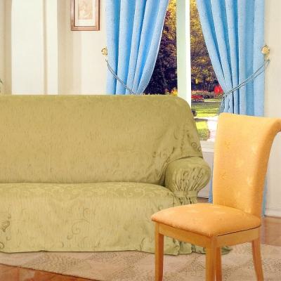布安於室-攸亞DIY3人座一片式沙發罩