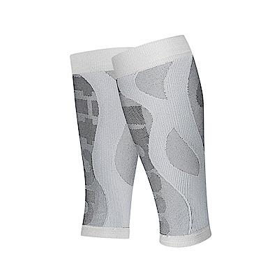 【titan】太肯壓力小腿套__白(適合慢跑、馬拉松、自行車、球類運動)