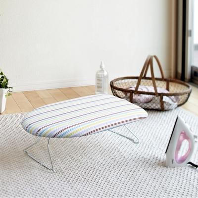 YAMAZAKI圓弧桌上型輕巧燙衣板-直條紋 @ Y!購物