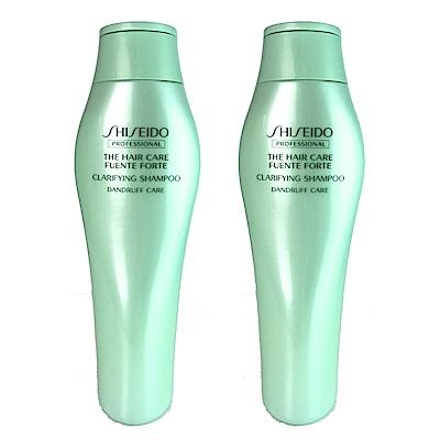 SHISEIDO資生堂 芳泉調理淨雪洗髮乳250ml(2入)