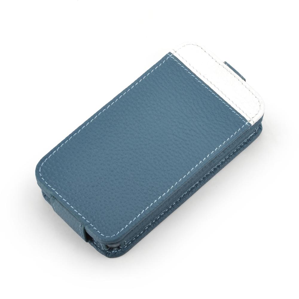 皮套王精品手工 Style-D5 PDA式下蓋上方拼皮 客製化皮套