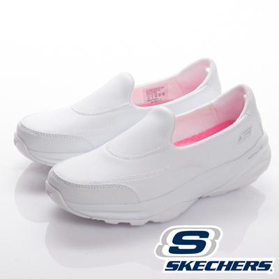 SKECHERS (女) 健身系列 GOtrain Ace - 13938WHT
