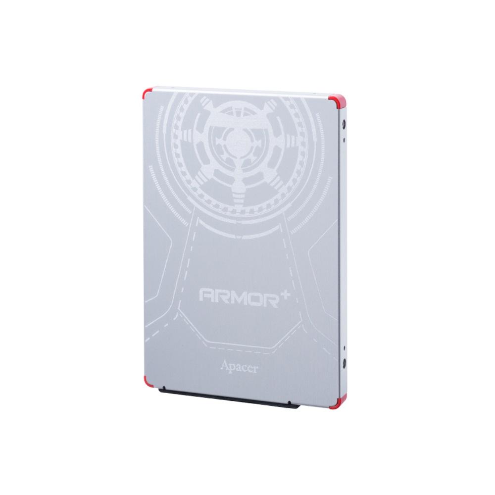 Apacer宇瞻科技 AS682-250GB SSD盔甲二代電競級固態硬碟