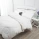 亞曼達Amanda 特級緹花100%澳洲純羊毛被(快速到貨) product thumbnail 1