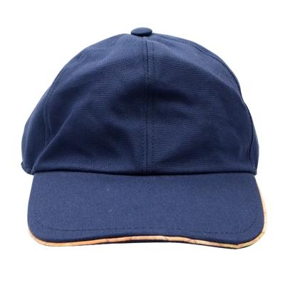 Alviero Martini 義大利地圖 素面棒球帽-藍