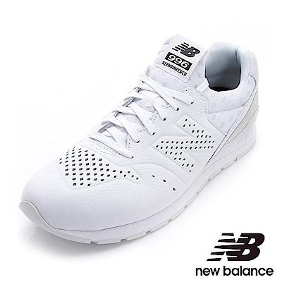 New Balanc 復古鞋MRL996D7-D中性白色